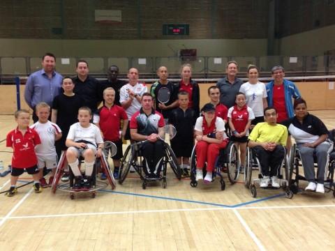 Merseyside Para Badminton Championship