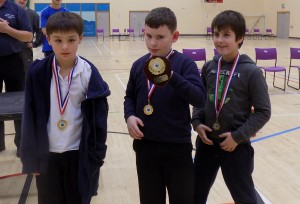 Primary Age Group MLD Winners - West Kirby A