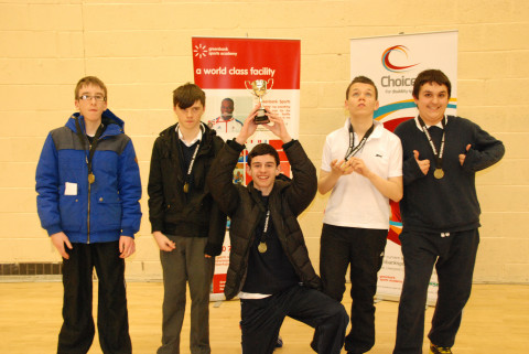 Pan Disability Winners Greenbank School