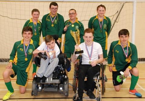 Secondary PD League Winners Broadgreen International School