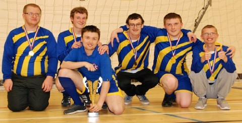 Secondary SLD League winners Palmerston School