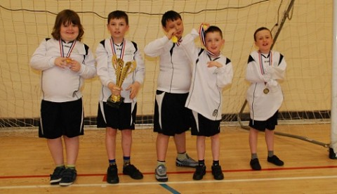 Primary PD League Winners Princes School