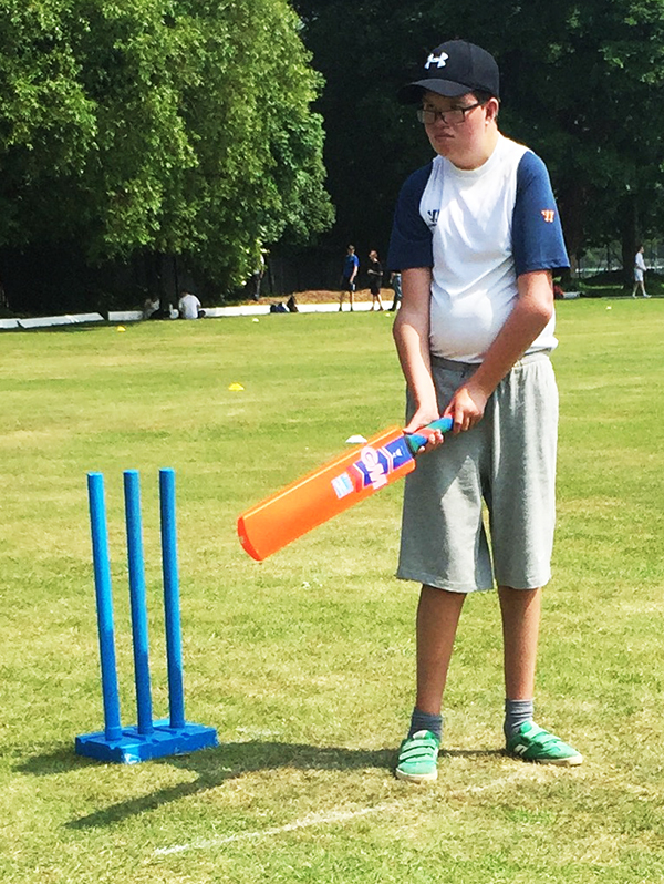 Schools Cricket Tournament 2016