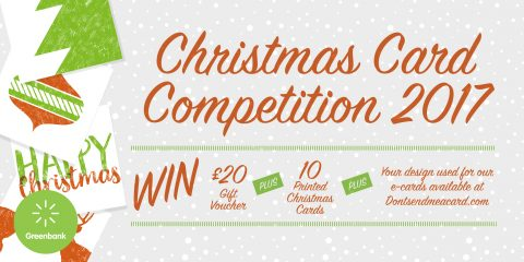 Greenback Christmas Card Competition