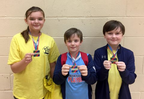 Knowsley A Pan Disability Boccia Winners